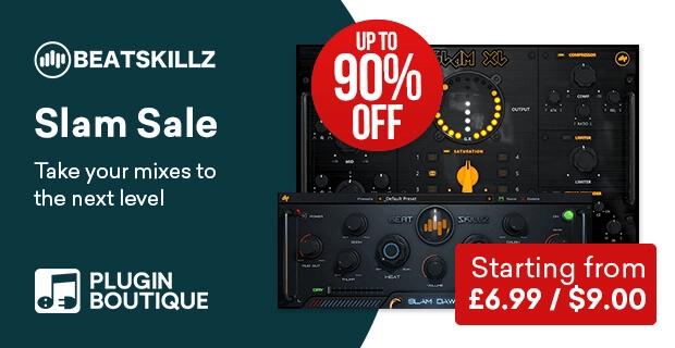 Beatskillz Slam Sale upgrade
