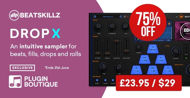 BeatskillzDROPX Sale
