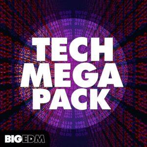 Big EDM Tech Mega Pack