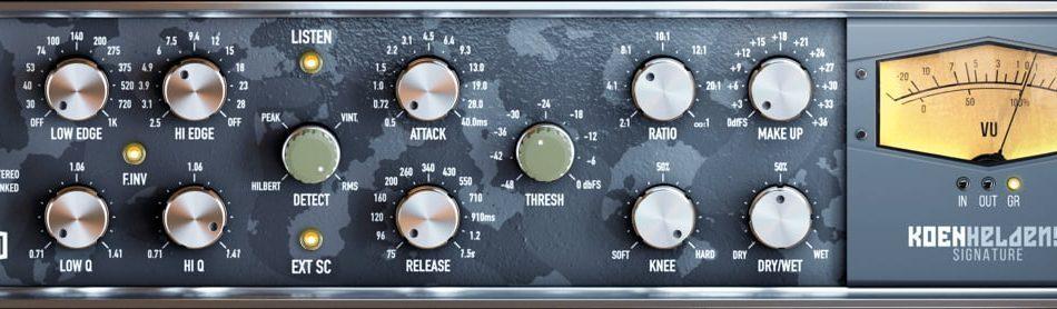 Black Rooster Audio KH COMP1