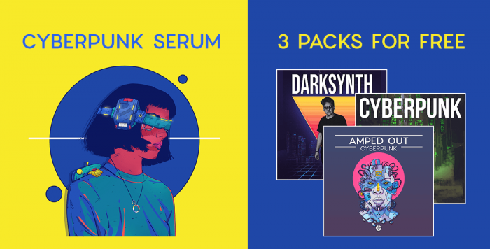 Cyberpunk Serum ADSR