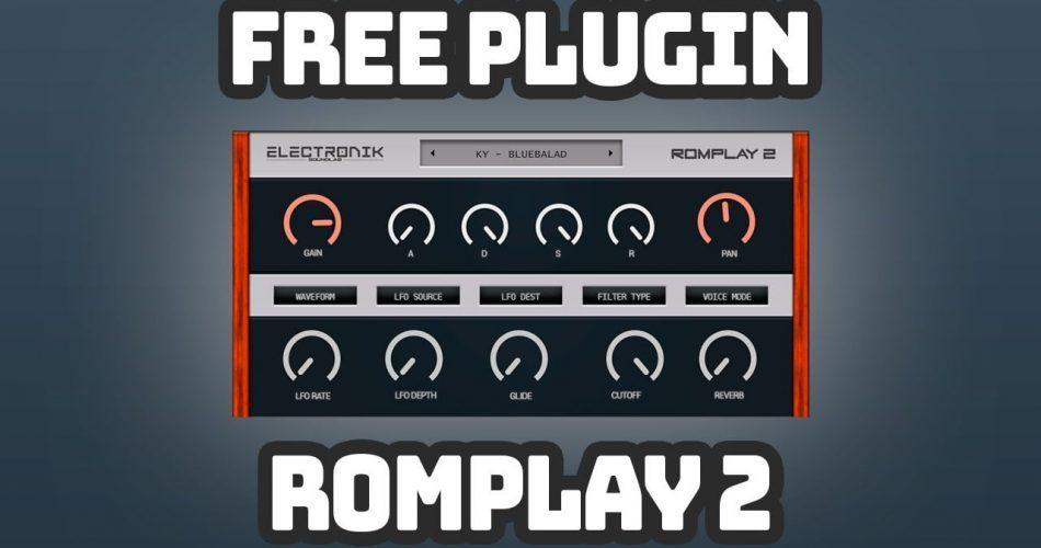 Electronik Soundlab Romplay 2