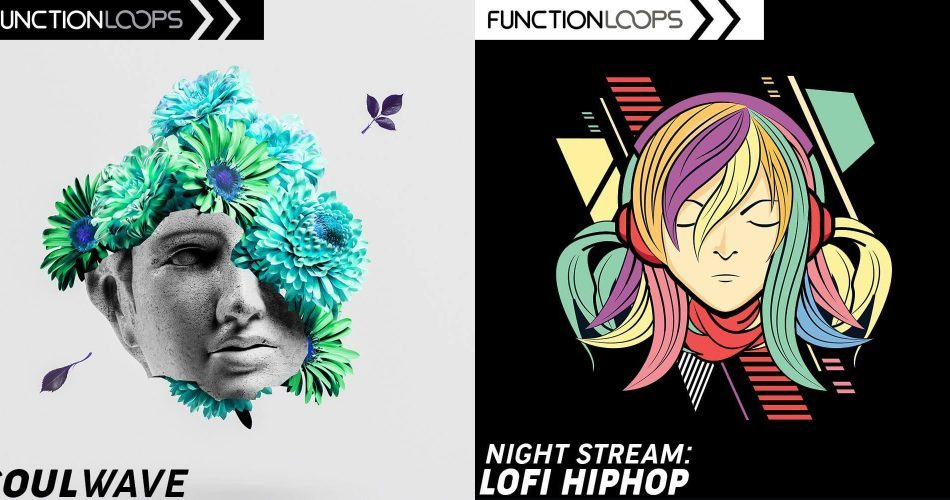 Function Loops Soulwave & Night Stream Lofi Hip Hop