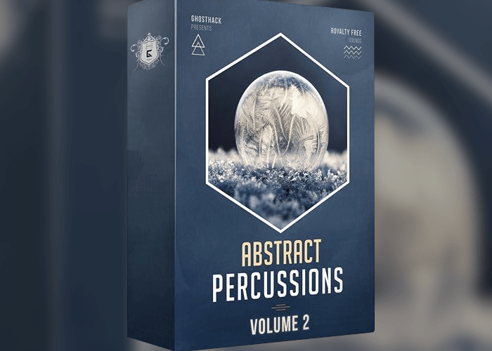Ghosthack Abstract Percussion 2