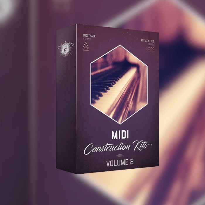 Ghosthack MIDI Construction Kits 2