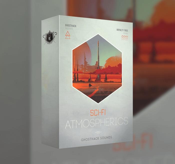 Ghosthack Sci Fi Atmospheres