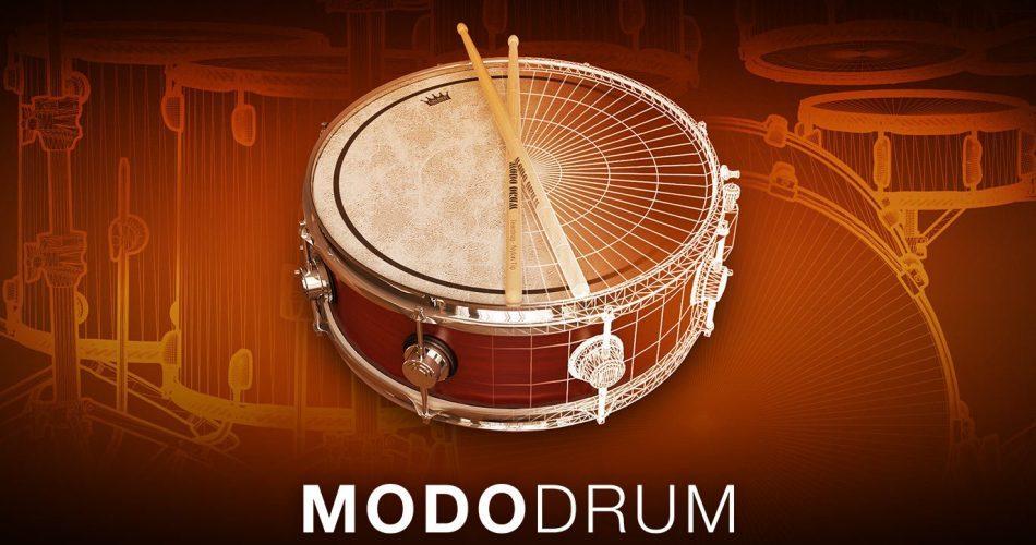 IK Modo Drum Trial