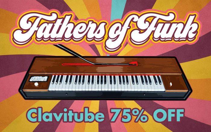 IK Multimedia Clavitube Fathers of Funk