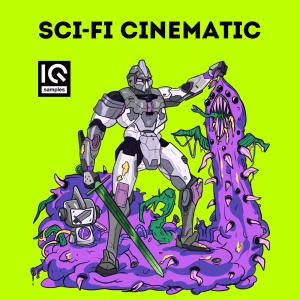 IQ Samples SciFi Cinematic