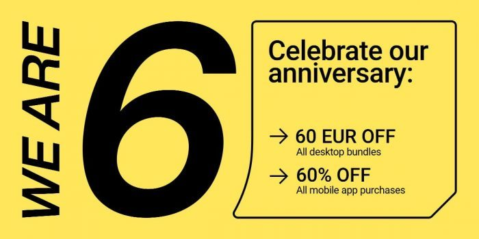 Imaginando 6th Birdayday Sale