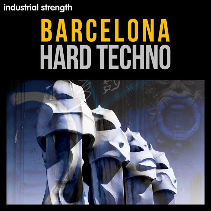 Industrial Strength Barcelona Hard Techno