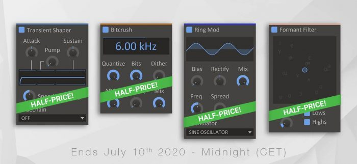 Kilohearts July Sale