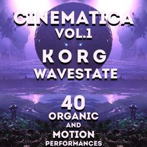 LFO Store Cinematic Vol 1 for Korg Wavestate