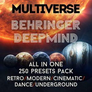 LFO Store Multiverse for Behringer DeepMind