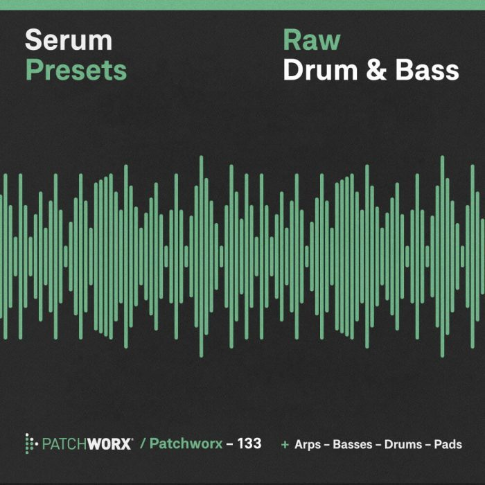 Loopmasters Raw Drum & Bass for Serum