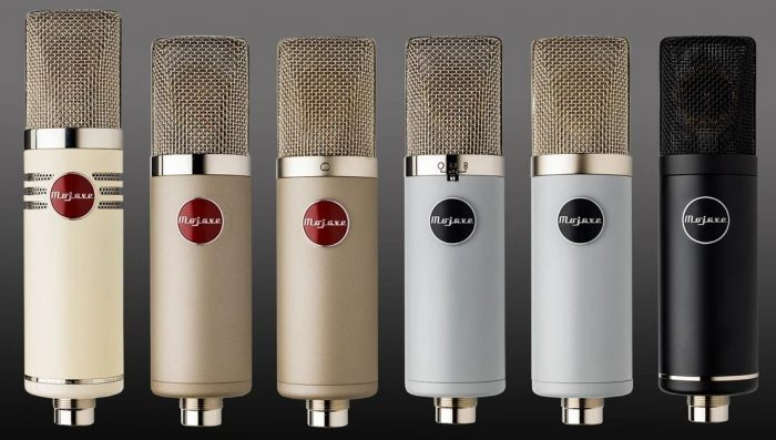 Mojave Audio Mics