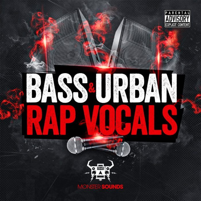 Monster Sounds Bass & Urban Rap Vocals