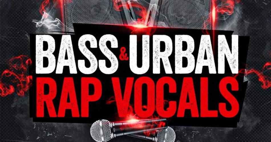 Monster Sounds Bass & Urban Rap Vocals