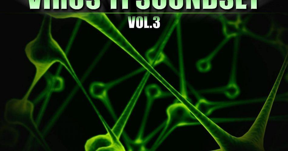 Nutty Traxx Virus TI Soundset Vol 3