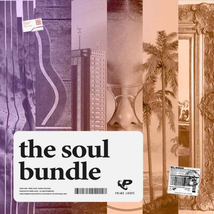 Prime Loops Soul Bundle
