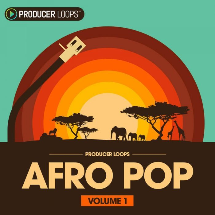 Producer Loops Afro Pop Vol 1