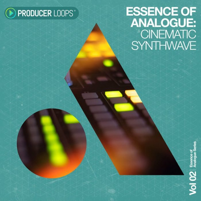 Producer Loops Essence Of Analogue Vol 2