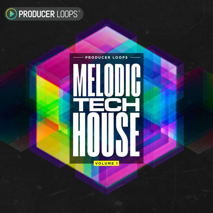 Producer Loops Melodic Tech House Vol 1