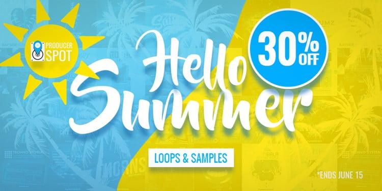ProducerSpot Summer Sale
