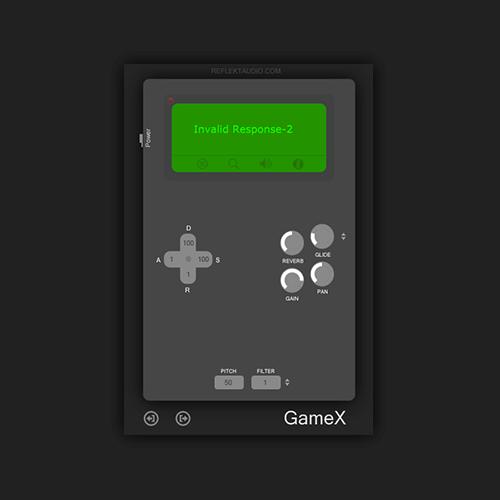 Reflekt Audio GameX