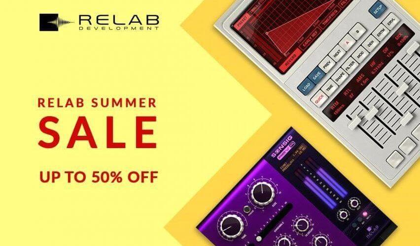 Relab Summer Sale