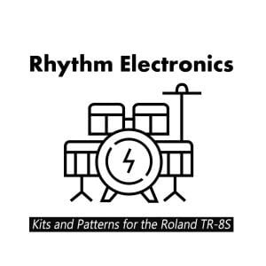 Rhtyhm Electronics Acoustic Drum Kits for TR 8S