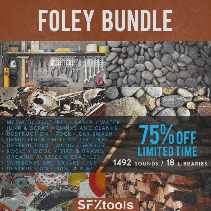 SFXTool Foley Bundle