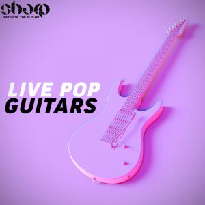 SHARP   Live Pop Guitars