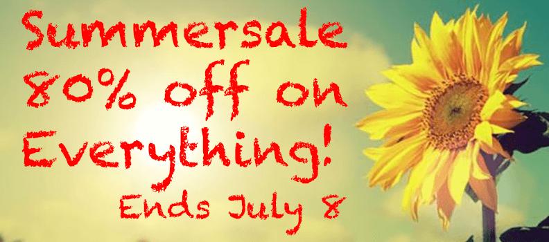 SampleTekk Summer Sale