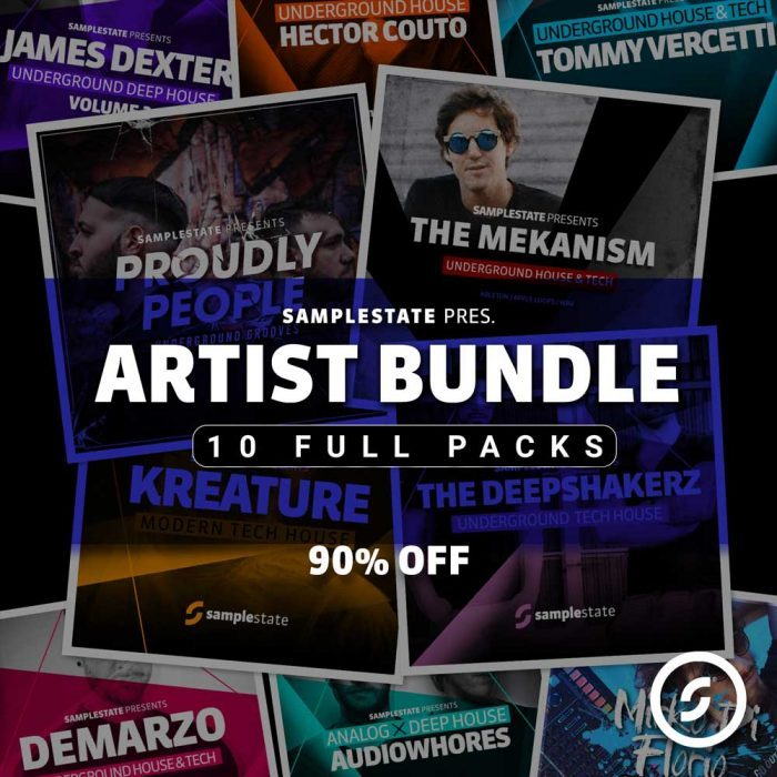 Samplestate Artist Bundle