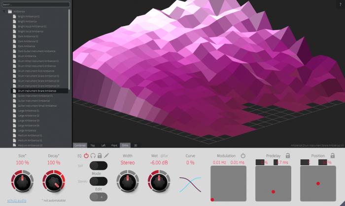 Schulz Audio RedVerb 2.1