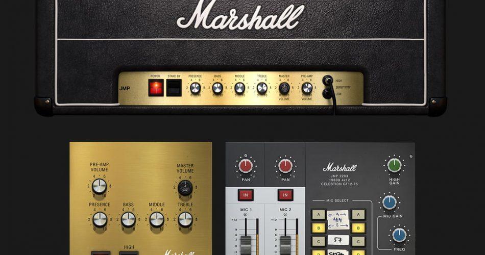Softube Marshall JMP2203