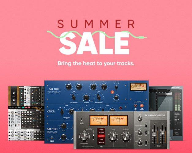 Softube Summer Sale 2020