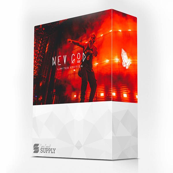 Sonic Sound Supply New God Drum Kit