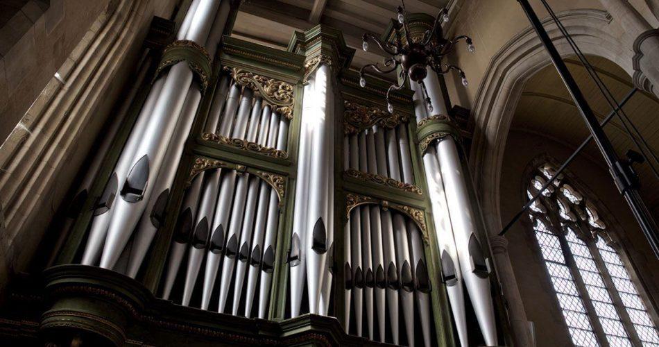 Soniccouture All Saints Organ feat