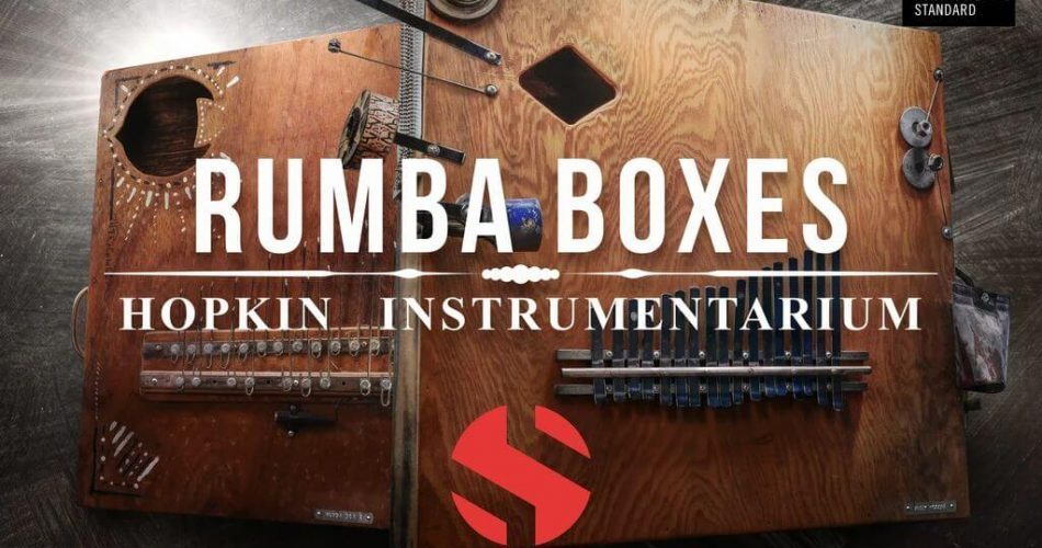 Soundiron Rumba Boxes feat