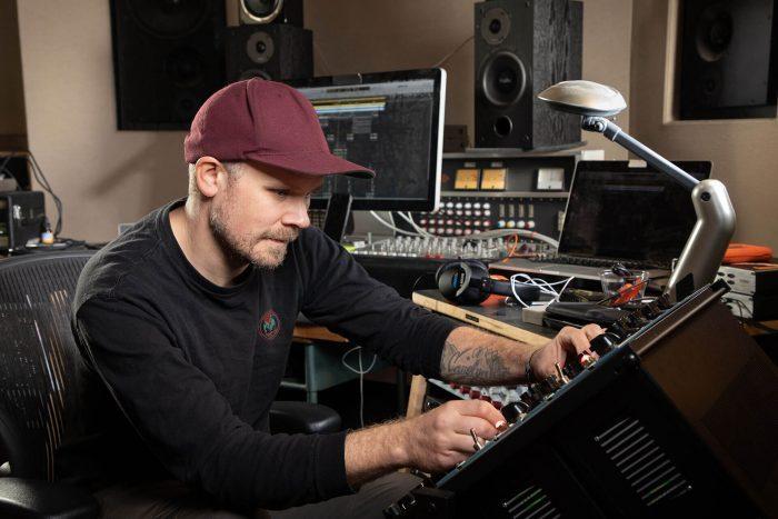 Spitfire Audio Alex Epton