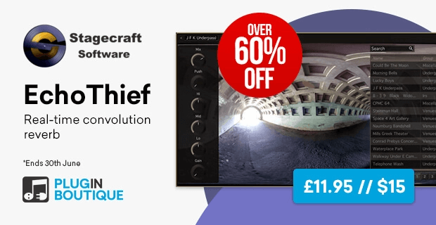 Stagecraft Echothief Sale