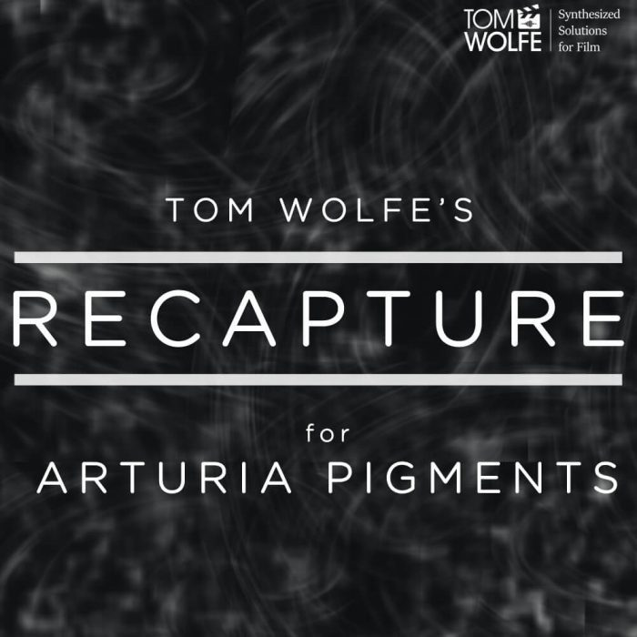 Tom Wolfe Recapture