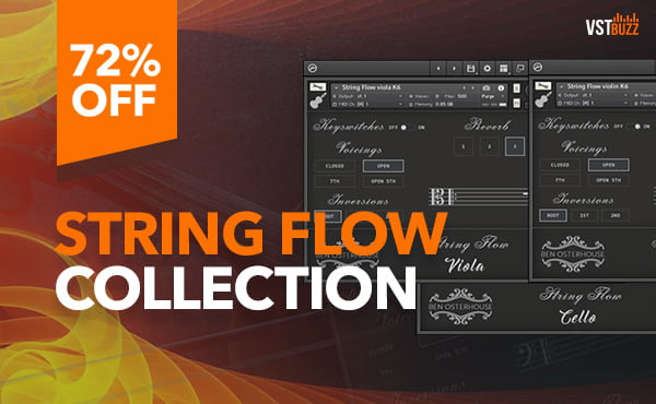 VST Buzz String Flow Collection