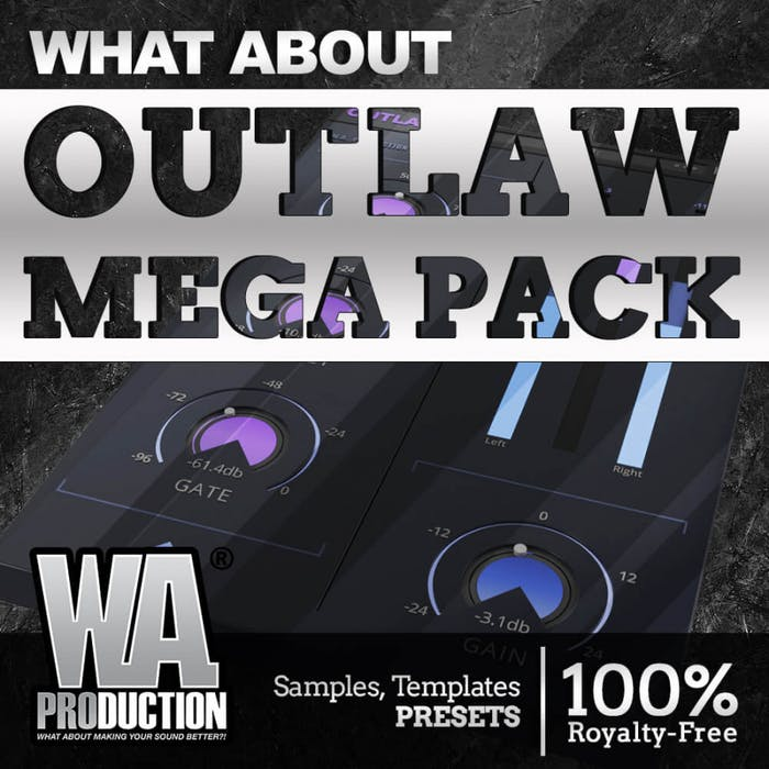 WA Outlaw Mega Pack