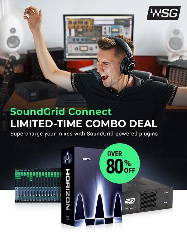 Waves SoundGrid Connect Combo
