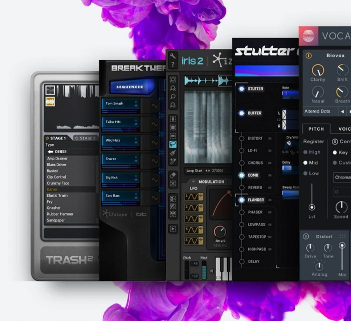 iZotope Creative Suite 2