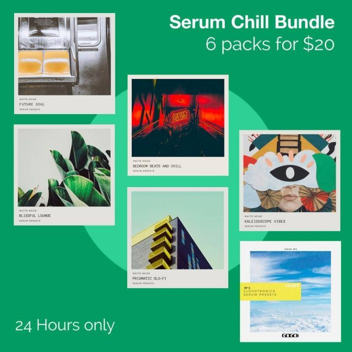 ADSR Serum Chill Bundle