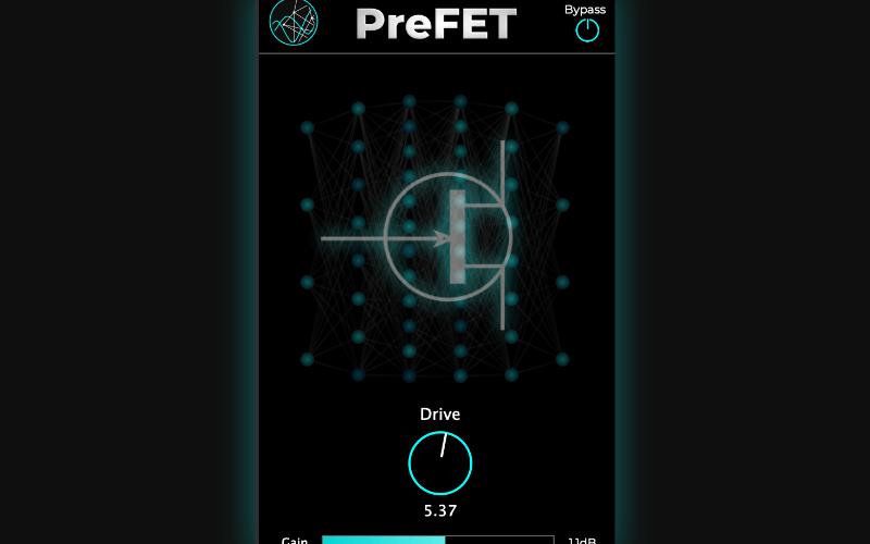 Accentize PreFET feat